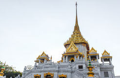 Temple and Thai Culture Stock Photos