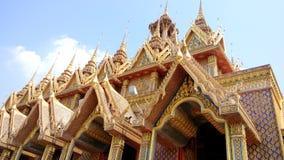 Temple thai. U Stock Images