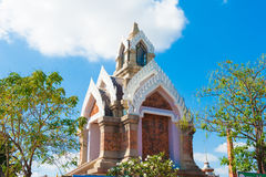 Temple thai wat salaloi Stock Photography