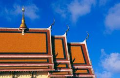 Temple, Thailand Royalty Free Stock Photography