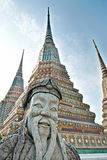 Temple of Thailand Royalty Free Stock Photos