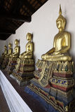 Temple of thailand Stock Photography