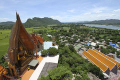 Temple of Thailand Stock Photo