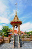 Temple in Thailand. Detail of buddhist temple in Thailand Phuket island Stock Photography