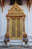 Temple in Thailand. Royalty Free Stock Photography