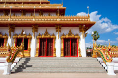 Temple in Thailand Royalty Free Stock Photos