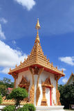 Temple in Thailand. Temple in Khonkaen , north eastern of Thailand Stock Photography