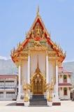 Temple in Thailand. Temple in Loei,Thailand Stock Photos