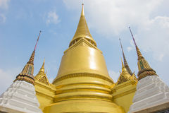 Wat Phra Kaew Bangkok, Thailand  Royalty Free Stock Photos