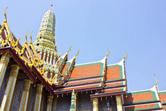 Temple Thailand. Grand Palace - Wat Phra Kaew Thailand Stock Images