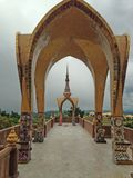 Temple. In Thailand Stock Photo