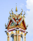 Temple in Thailand. The ancient temple in Thailand Stock Photos