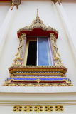 Temple. In Thailand asia buddhism Stock Photography