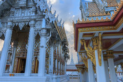 Temple of thailand Stock Image