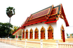 Temple in Thailand. Beautiful Thai Temple Royalty Free Stock Images