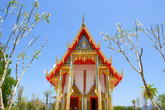 Temple in Thailand Royalty Free Stock Photo