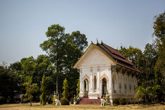Temple, Thailand, churches, towers, temples, serene, beautiful f Royalty Free Stock Images