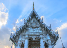 Temple of thailand Royalty Free Stock Photo