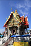 A temple in thailand Stock Photos