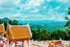 Temple Thailand landscape Stock Image