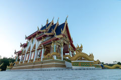Temple in Thailand. Mahasarn temple Stock Photography