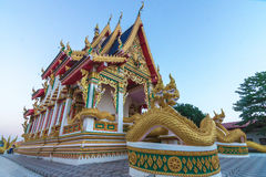 Temple in Thailand. Mahasarn temple Royalty Free Stock Photos