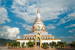 Temple in thailand Royalty Free Stock Photography