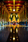 Temple in Thailand. Temple in Northern of Thailand Royalty Free Stock Image