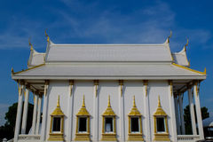 Temple in Thailand. Old temple in Thailand is a respected and trusted of Buddhism Stock Images