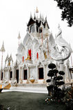 Temple in Thailand. Royalty Free Stock Image