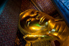 Temple of Thailand. Royalty Free Stock Photo