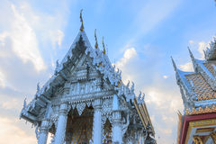 Temple of thailand Royalty Free Stock Images