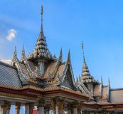 Temple of thailand Stock Images