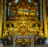 Temple Thailand in Ubonratchatani. Wat Pratat Nongbou ,Beautiful temple in Ubonratchatani ,Thailand Travel Royalty Free Stock Photography