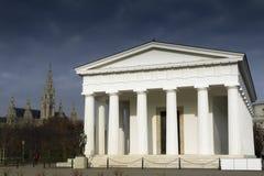 Temple of Theseus Stock Photo