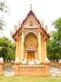 Temple Thung Hin Thoen,Nakhon Sawan,thai. Beautiful Royalty Free Stock Photos