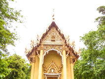 Temple Thung Hin Thoen,Nakhon Sawan,thai Royalty Free Stock Photo