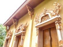 Temple Thung Hin Thoen,Nakhon Sawan,thai Stock Image