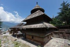 Temple tibétain image stock