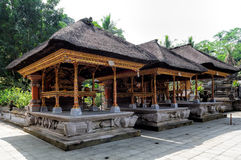 Temple tirta empul Royalty Free Stock Photography
