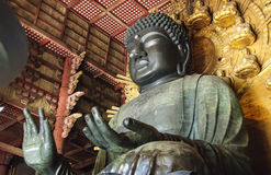 Temple Todaiji Royalty Free Stock Images
