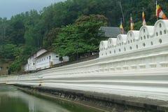 Temple of the Tooth, Kandy, Sri Lanka Royalty Free Stock Photos