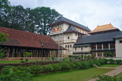 Temple of the Tooth Relic Stock Images