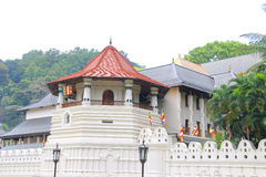 Temple of the Tooth Relic Stock Photo