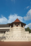 Temple of the Tooth. Sri Lanka Royalty Free Stock Image