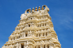 Temple Tower Royalty Free Stock Image
