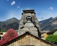 Temple tower, Sikhara Royalty Free Stock Image