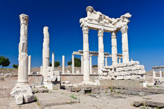 Temple of Trajan Royalty Free Stock Photography