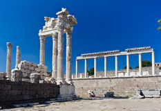 Temple of Trajan Royalty Free Stock Photo