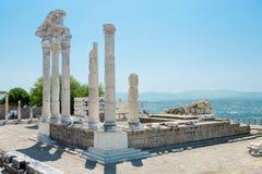 Temple of Trajan Royalty Free Stock Image